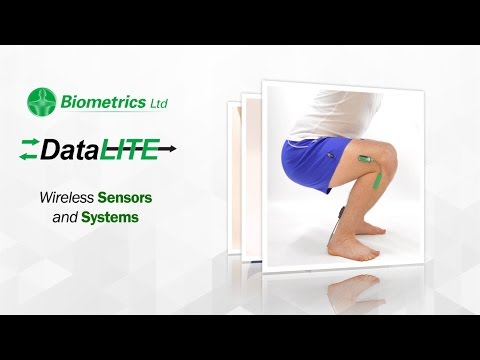 DataLITE Wireless Sensors & Systems for Total Freedom of Movement