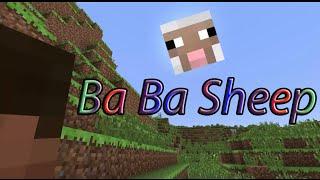 New Minecraft Song - Ba Ba Sheep