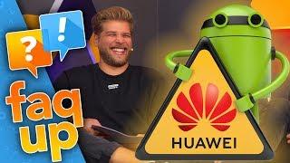 Huawei: Google-Sperre umgehen? Tanzverbot & die HMP | Michis Hautfarbe - FAQUP #8