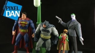 DC Collectibles Batman: The Dark Knight Returns Figure Box Set Video Review