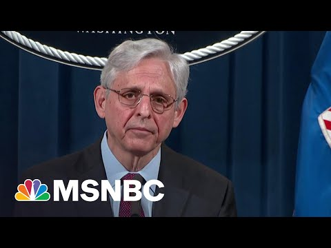 AG Garland Announces 'Comprehensive Review' Of Minneapolis Policing Practices | MSNBC