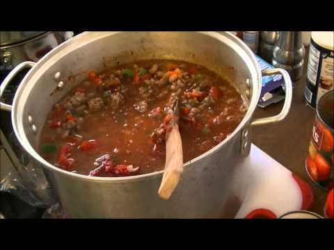 How to make chili without kidney beans