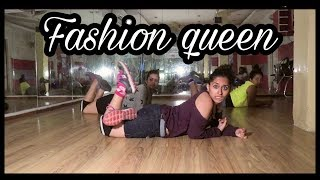 Fashion Queen  |  Addy dance choreography