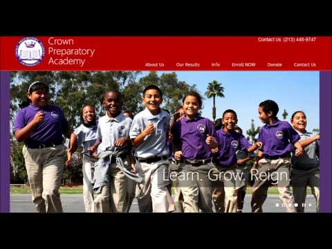 Crown Preparatory Academy Radio Spot (by blackburn)
