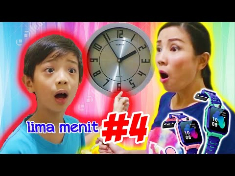 Drama Imoo Watch Phone Z5 For Kids Jam Anak Bisa Video Call Part 4 | Drama Parodi | CnX Adventurers