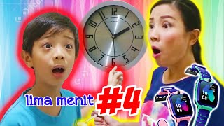 Drama imoo Watch Phone Z5 for Kids Jam Anak Bisa Video Call Part 4 | Drama Parodi | CnX Adventurers