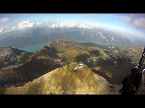 Paragliding: Grindelwald First - Interlaken