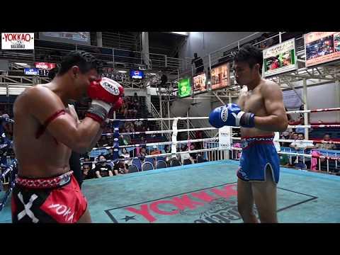 KO: Manachai YOKKAOSaenchaiGym vs Starboy Saengsingyut Gym | Phuket Boxing Stadium