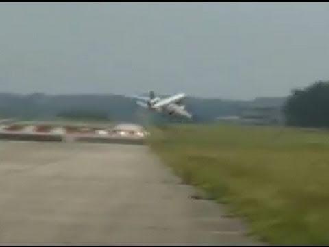 Giant Kc 10 Dc 10 Crash Great Flight But Summer