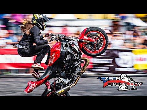 Genius Girl Stunt Rider Sarah Lezito