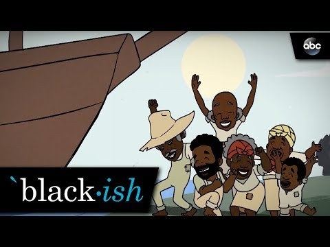 """I Am A Slave"" - The Roots Meet Schoolhouse Rock - black-ish"