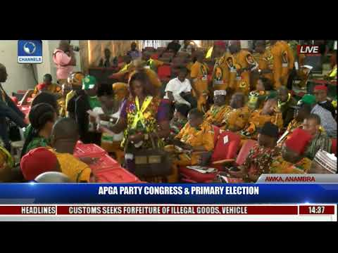 APGA Party Congress & Primary Election Pt.14 | Live Coverage