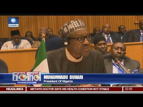 Recharging Lake Chad: President Buhari Calls For Global Action