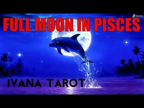 💜  FULL STEAM AHEAD Full Moon In Pisces 6 September 2017
