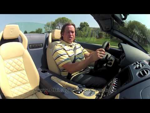 Lamborghini Gallardo LP560-4 Spyder - Chicago Motor Cars Video Review with Chris Moran