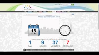 Watch WWE SummerSlam 2013 Livestream Free Online at WatchWrestling.net - Free Live stream HD Replay