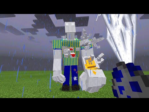 Most Powerful SCPs in Minecraft PE!