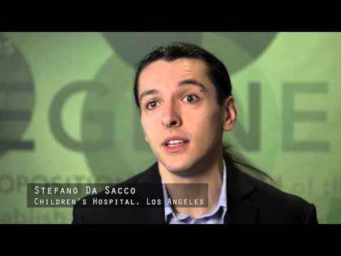 Stefano Da Sacco, CHLA - CIRM Stem Cell #SciencePitch Challenge