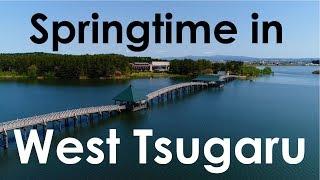 Springtime in Western Tsugaru in Aomori
