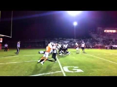 Mark Camacho 4 yard TD