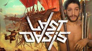 LE NOUVEAU MMO SURVIVAL - Last Oasis Nomad's Journey !!!