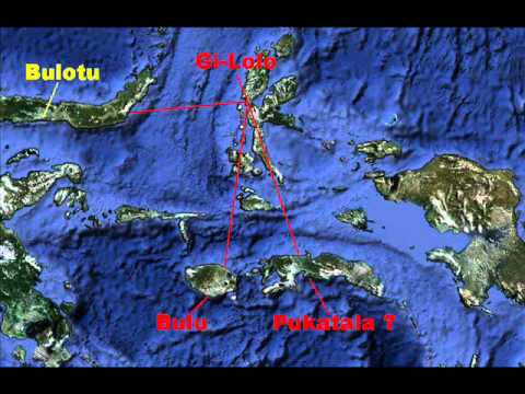 Homeland Hawaiki - Part 5 - Maluku - Fiji, Tonga, Samoa