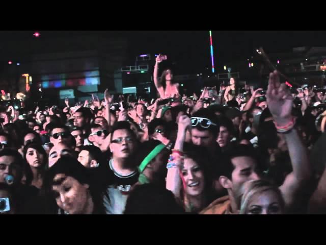 InContext - Just Believe (Skrillex Remix) (HD Live at Electric Daisy Carnival 2011 Las Vegas)