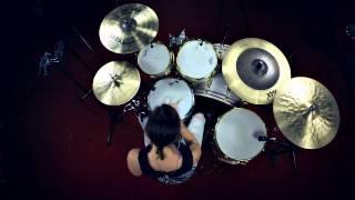 Lindsey Raye Ward - Dead Sara - Weatherman (Drum Cover)