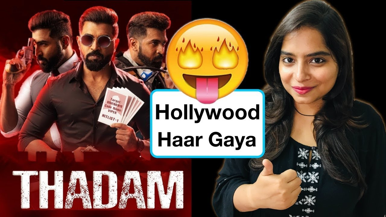 Download Thadam Movie Explained In Hindi   Deeksha Sharma