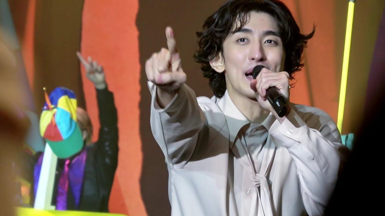 200222 [광주] What's Up - 잔나비 (JANNABI) @ 잔나비 전국투어콘서트 NONSENSE 2 (광주 김대중컨벤션센터)