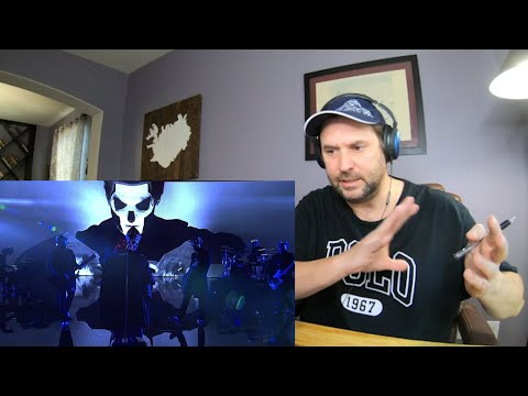Ghost | He Is | Reaction - Is that Hebrew?