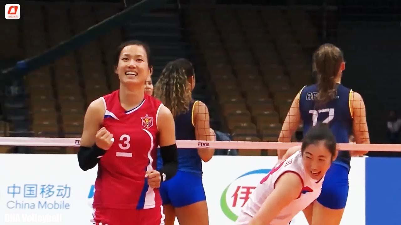 ยอง จิน ซิม 35 คะแนน vs บราซิล กีฬากองทัพโลก 2019 Jong Jin Sim vs brazil Military World Games