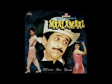Alisha Chinoy_Kal Na Aaya Hai (Maalamaal; Anu Malik, Indiwar; 1988)
