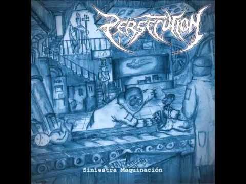 Persecution - Siniestra Maquinación FULL EP 2014