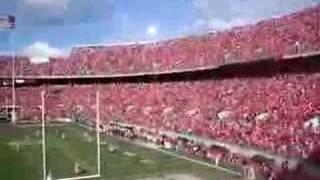 Stadium OH-IO cheer