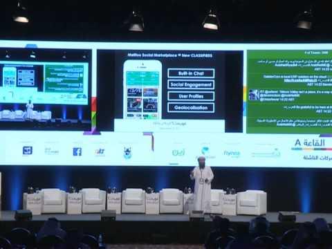 ArabNet Riyadh 2014 - Startup Demo Pitches Part 2