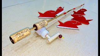 DIY Own Fishing Toys (part 3)Paper fish toys - Бумажные рыболовные игрушки