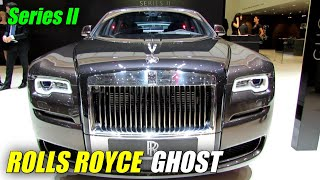 2015 Rolls-Royce Ghost Series II - Exterior, Interior Walkaround - Debut at 2014 Geneva Motor Show