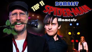 Top 11 Dumbest Spider-Man Moments - Nostalgia Critic
