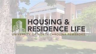 Residence Halls at UNC Pembroke, a student-produced video over…