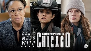 Women of Chicago - Chicago Fire (Mashup)
