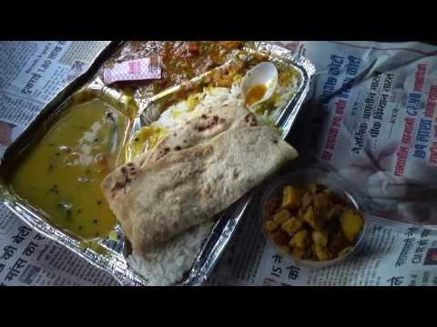 The Food Of Indian Railway in 120 Rs