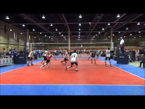 Robert Nolan, Libero, LIVBC 17N, Northeastern Highlight Video in th 18's Division