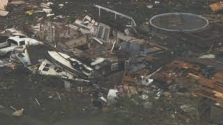 Oklahoma tornado: Disaster declared as dozens are killed in Moore