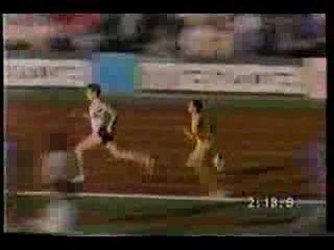 World Games (Helsinki) 1987 men's 1 mile