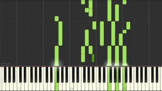 愛について~Agape~ / 梅林太郎(Boy Soprano:杉山劉太郎)(ピアノソロ譜) 参考MIDI音源[鍵盤動画]