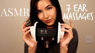 ASMR 7 Tingly Ear Massages