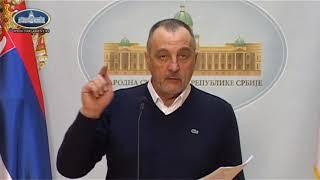 Živković: Šta je sa Asomacumom i ko je vozio škodu u kojoj je bio Babić?