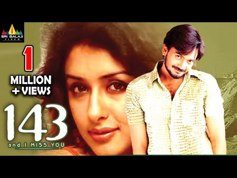 143 I Miss You  Telugu Latest Full Movies  Sairam Shankar, Sameeksha