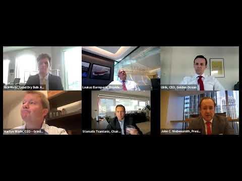 2020 New York Maritime Forum - Dry Bulk Sector Panel